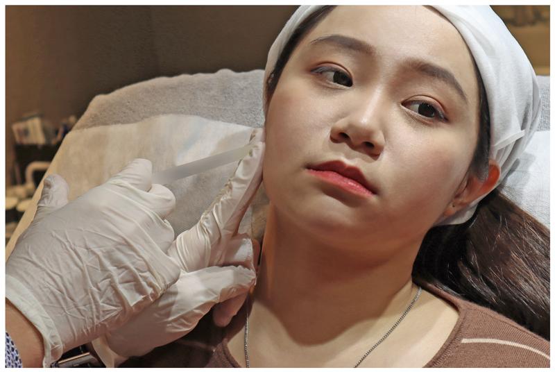 小臉,輪廓線,丰緹絲診所,東區,醫美